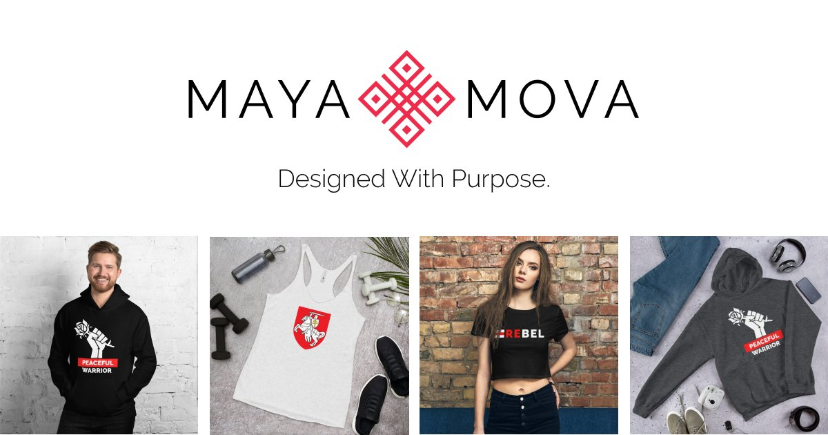 MAYA MOVA - Apparel And Accessories With Purpouse